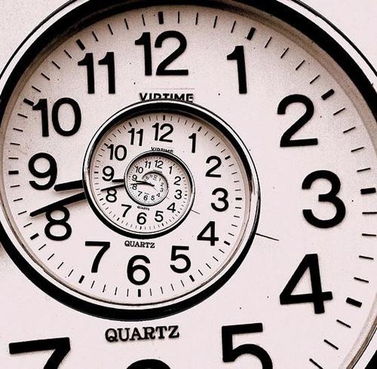 We draaien het moment even terug….